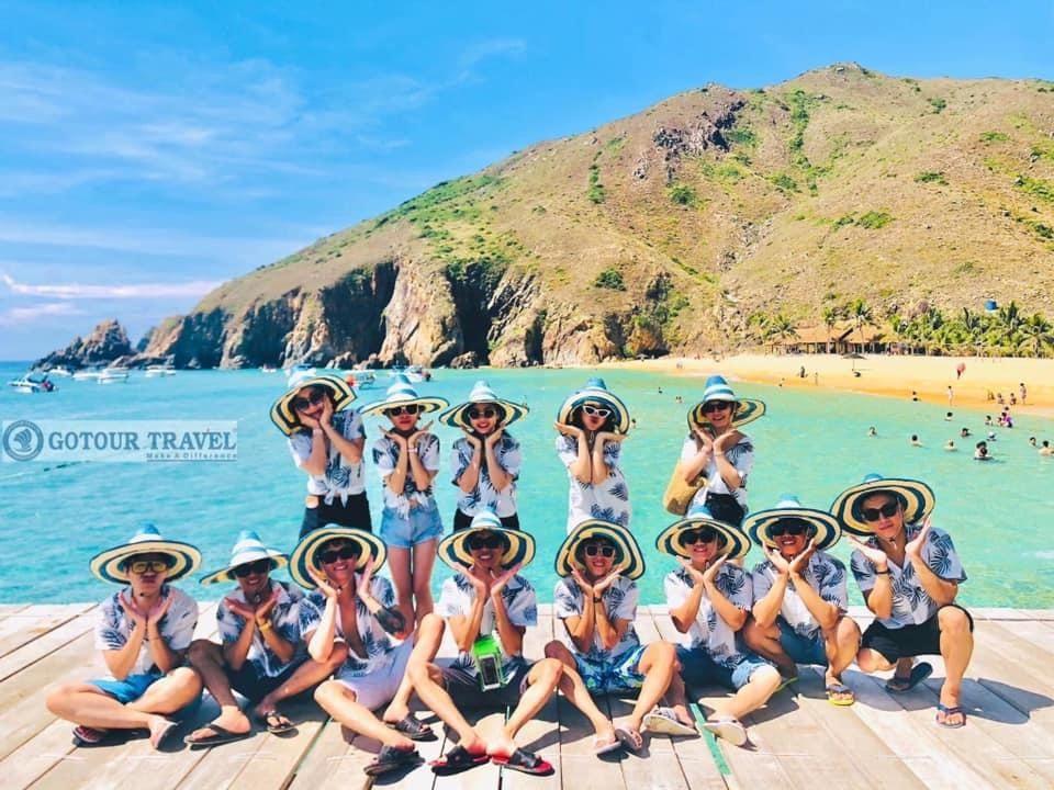 Bãi Tắm Kỳ Co – Quy Nhơn – Lặn Biển Ngắm San Hô