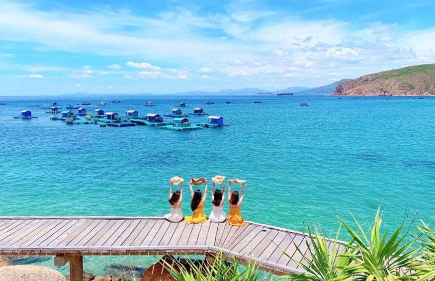 Tour Đảo Hòn Khô – Lặn biển san hô