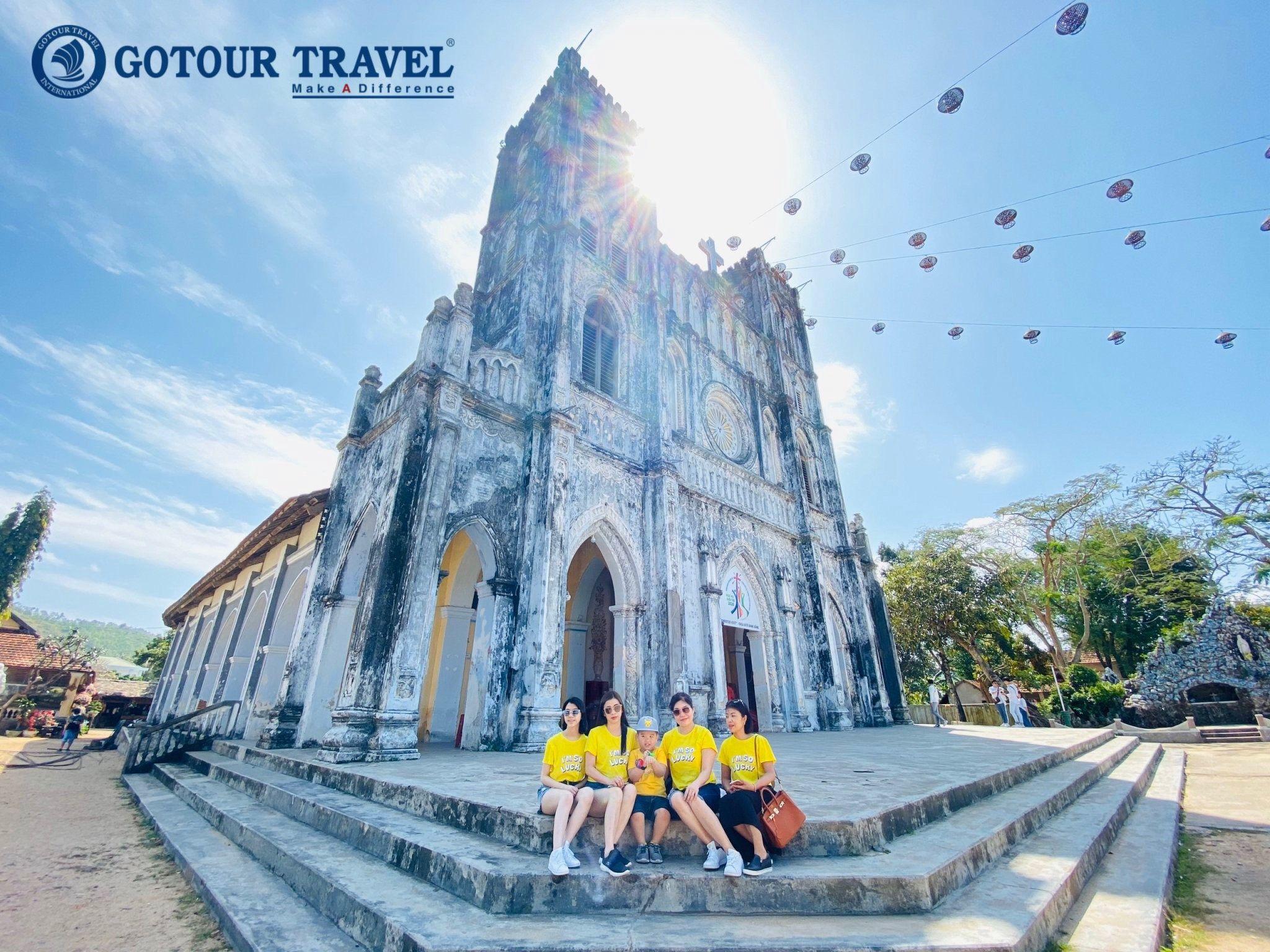 Tour Ghép Quy Nhơn – Phú Yên – Gành Đá Đĩa – Bãi Xép